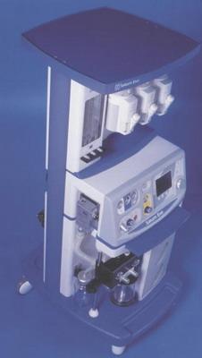 Наркозно-дыхательный аппарат saturn evo color advanced (medec benelux nv, бельгия)
