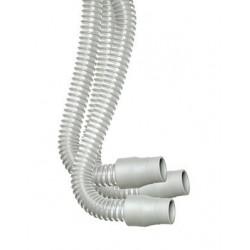 Dýchací hadice pro dospělé, 30 cm, autoklávovatelná