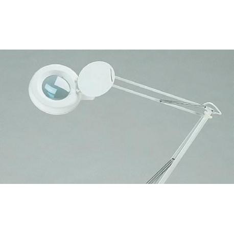 Vyšetřovací lampa s lupou FI-739 na pojízdném stojanu