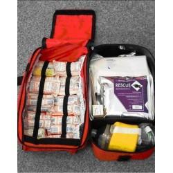 Taška na obvazový materiál EK-20/L - vybavená dle specifikace