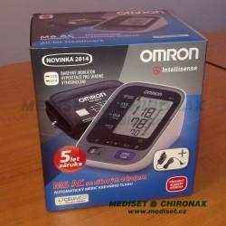 OMRON M6 AC - Novinka 2014 + síťový zdroj