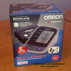 OMRON M6 AC + síťový zdroj