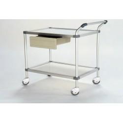 Nemocniční vozík 860 - 60 x 40 cm, bez zásuvky