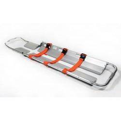 SCOOP - rám páteřový - protišolová nosítka - barva šedá