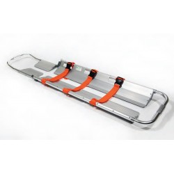 SCOOP - rám páteřový - protišoková nosítka - barva šedá