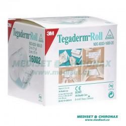 3M ™ Tegaderm ™ 16002 Transparentní film v roli 5 cm x 10 m