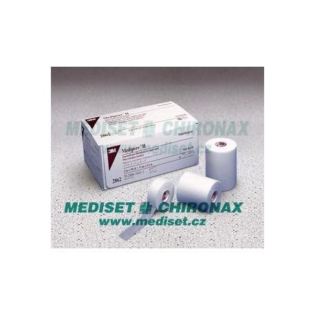 3M™ Medipore™ H - 2864 - perforovaná chirurgická páska z měkké látky - 10 cm x 9,1 m