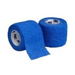 3M™ Coban™ - 1583B - 7,5 cm x 4,5 m - modrý - Samofixační elastické obinadlo