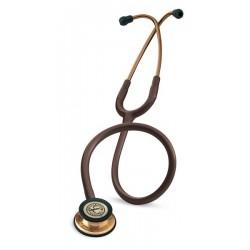 Fonendoskop LITTMANN® 5809 - barva čokoládová - měděný hrudní snímač - Classic III stetoskop