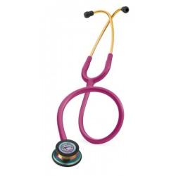 Fonendoskop LITTMANN® 5806 - barva malinová - duhový hrudní snímač - Classic III stetoskop