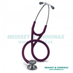 Fonendoskop LITTMANN® 6156 - barva švestková - Cardiology IV stetoskop