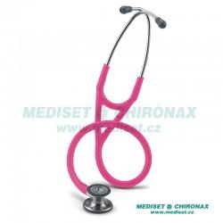 Fonendoskop LITTMANN® 6161 - barva růžová - Cardiology IV stetoskop