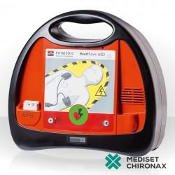 Primedic HeartSave AED - automatizovaný externí defibrilátor, bifázická CCD