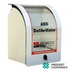 AED Wall-Case W5000 - nástěnný box pro defibrilátor Primedic AED HeartSave - s alarmem