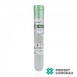 FORMALeasy 10ml - kontejner pro bioptické vzorky - předplněná nádoba 10% NBF - balení 100 ks