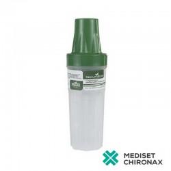 SECURBIOP 60ml - kontejner pro bioptické vzorky - předplněná nádoba 10% NBF - balení 10 ks