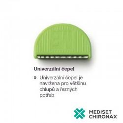 Univerzální čepelky - 50 ks - pro profesionální chirurgický zastřihovač - clipper Me Medical