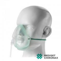 Kyslíková maska pro dospělé s hadičkou 2,1m EcoLite™