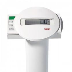 SECA 799 - sloupková digitální váha, metrologicky ověřitelná