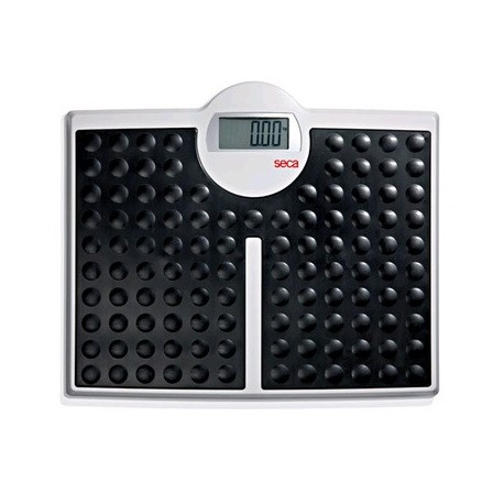 SECA 813 - Elektronická podlahová váha černá