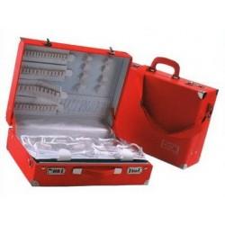 Lékařský kufr EK-40, materiál plastická kůže