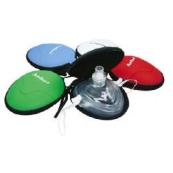 Resuscitační masky Ambu® Res-Cue s kyslíkovým přisávacím ventilem