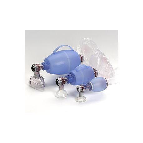 Ambu® silikonový vak - oval - pro děti