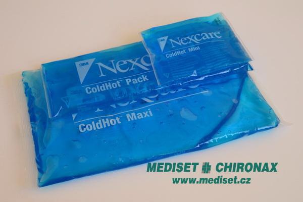Nexcare™ ColdHot™ - Porovnání velikostí
