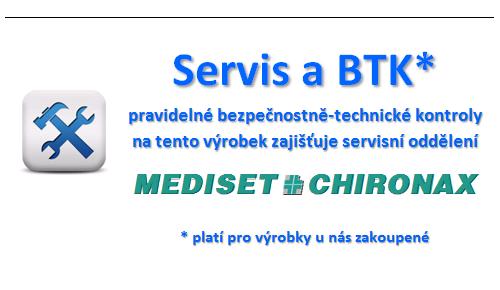 Servis a pravidelné bezpečnostně-technické kontroly BTK